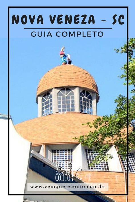 O que fazer em Nova Veneza – SC: Guia Completo