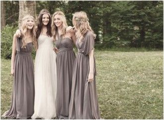 Jenny Yoo Aidan Size 3 Wedding Dress | Long bridesmaid dresses ...