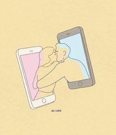 Las ilustraciones de Alessandra Bruni expresan sentimientos universales - Cultura Inquieta