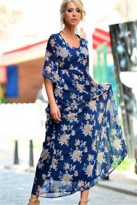2018 2019 Yazlik Cicekli Elbise Modelleri Cicekli Elbise Elbise Modelleri The Dress
