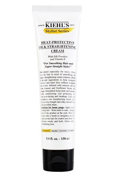 Kiehl's Since 1851 Heat Protective Silk Straightening Cream