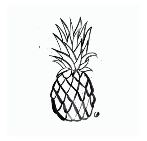 pineapple drawing tumblr. pineapple drawing tumblr