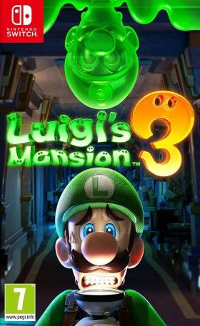 Act Luigi S Mansion 3 Recibe La Primera Parte De Su Dlc Multijugador Nintenderos Nintendo Switch Switc Juegos De Wii Juegos De Consolas Juegos Nintendo