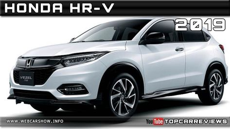 2019 White Honda Hrv Images From 2019 Honda Hr V Review Rendered Price Specs Release Date Youtube Regarding 2019 White Honda Hrv Images Honda Hrv Honda Hrv