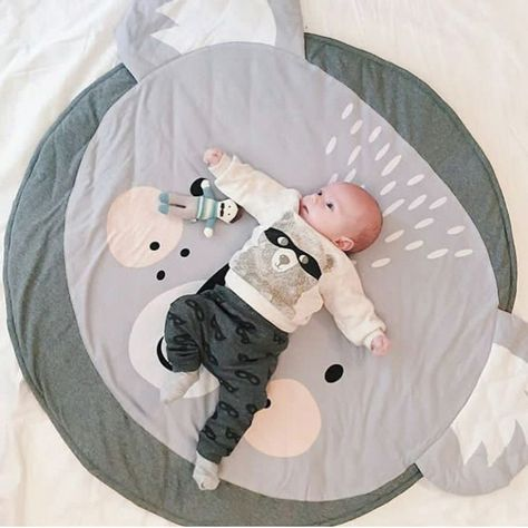 Crawling Blanket Carpet Floor Baby Play Mats //Children Room Decor 106*68cm