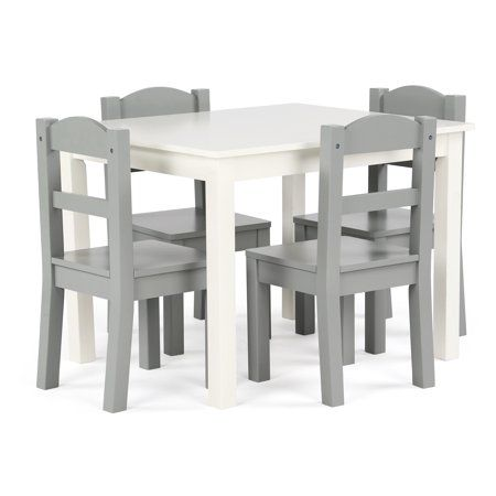 Home With Images Wooden Table And Chairs White Kids Table