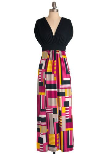 City Spectacle Dress, #ModCloth