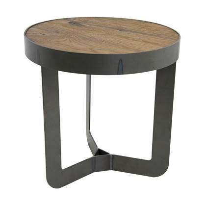 Spinder Design Douglas Bijzettafel Wooden Side Table Table