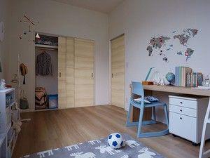 室内引き戸の種類と特徴 デザイン性も操作性もアップ 引き戸 室内
