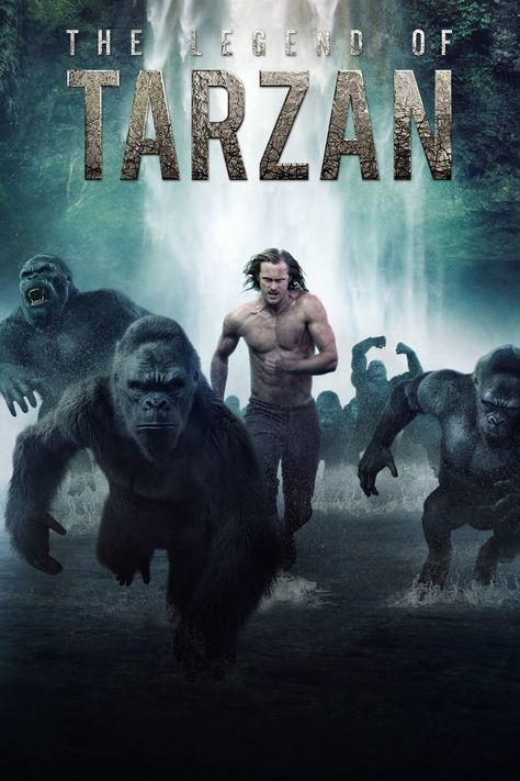 The Legend of Tarzan (English) telugu movie 1080p download