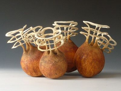 'Pachypodiums' / Locus burl -recent work by Alain Mailland