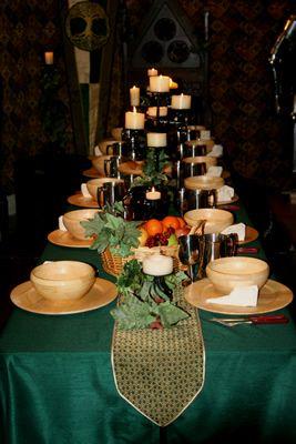 Medieval Banquet Table Decorations Loris Decoration