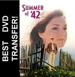 Summer Of 42 Dvd 1971 In 2020 Jennifer O Neill