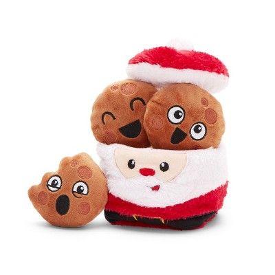 Bark Santa S Jolly Cookies Dog Toy Target Christmas Cookie