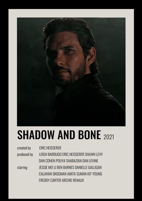 poster movie polaroid shadow and bone darkling