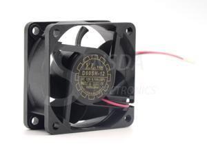 1 PCS Y.S.TECH Fan FD486025EB 6025 DC 48V 0.11A 3 Pin 60*60*25mm