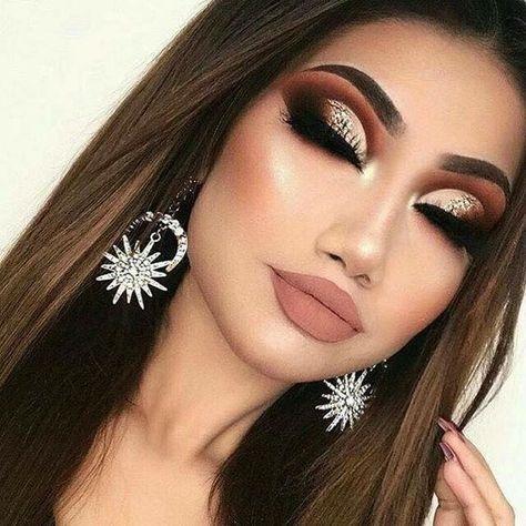 10 Errores De Maquillaje De Noche Para Fiesta Elegante 10 De Elegante Errores Fiesta Maquillaje Noche Concert Makeup Pinterest Makeup Pageant Makeup