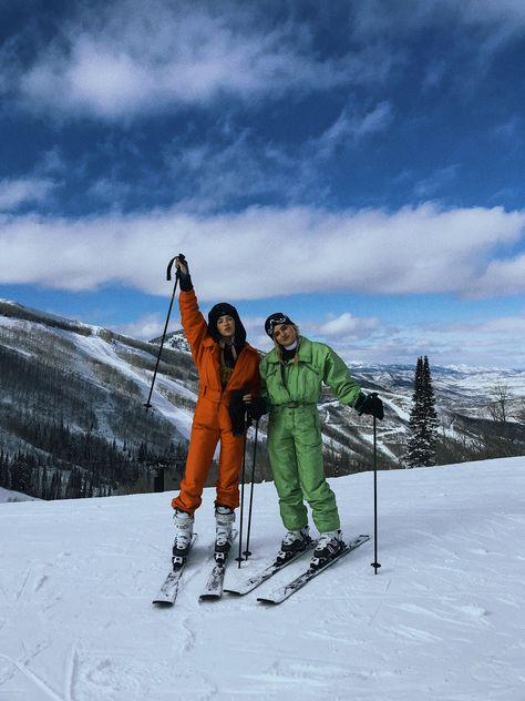 hippie outfits 206884176616374055 - Park City & Sundance – High End Hippie Source by kristenritchie Park City, Mode Au Ski, Ski Season, Cross Country Skiing, Ski Fashion, Winter Pictures, Photo Instagram, Winter Sports, Canada