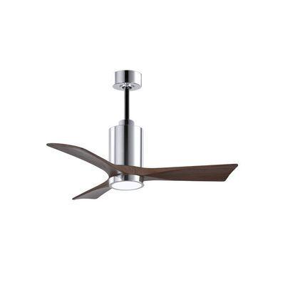 Ventilateur Plafonnier Avec Lumiere Patricia Pa3 Cr Wa 42 En 2020 Ventilateur Ventilateur Plafond Plafond