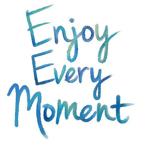 Wallpops Enjoy Every Moment Wall Quote Walmart Com In 2021 Moments Quotes Wall Quotes Inspirational Wall Quotes