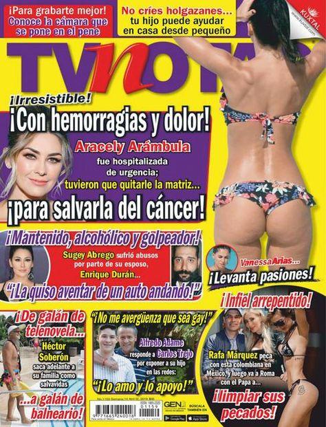 TvNotas - 2 Abril 2019 Descargar Revista PDF [Gratis ...