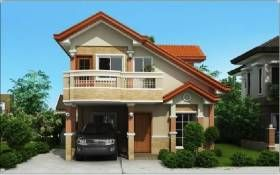 Srilanka House Roof Design Google Search House With Balcony