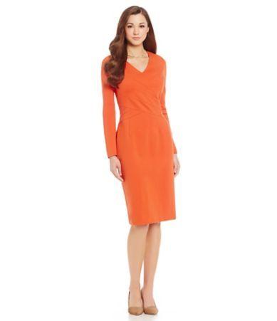06127484d0 Antonio Melani Jen Basket Weave Dress    via Style Inspiration  Claire  Underwood by The Busy Girl s Shopping Companion