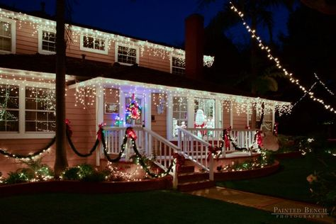 Outside Christmas Light Ideas Christmas Light Installation Christmas Lights Christmas Lights Outside