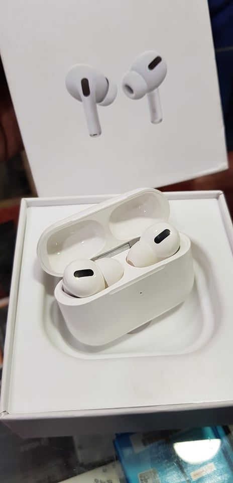 Apple Airpods Pro With Wireless Charging Case Apple Airpods Pro Apple Products Airpods Pro Apple Accessories