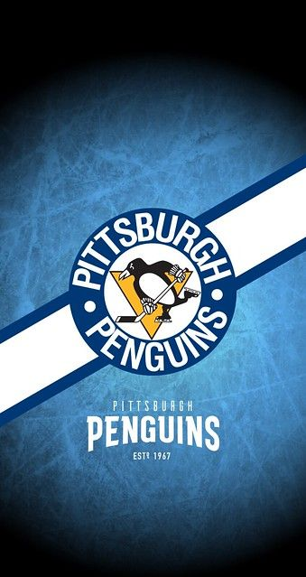 Pittsburgh Penguins Nhl Iphone 6 7 8 Lock Screen Wallpaper