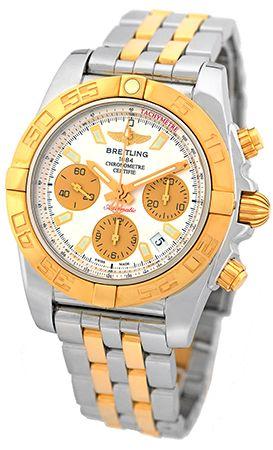 Breitling Chronomat Evolution Cb0140 Rose Gold Stainless Steel Watch Breitling Chronomat Evolution Breitling Chronomat Breitling