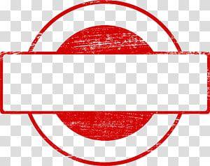 Round Red Logo Illustration Rubber Stamp Postage Stamps Stamp Transparent Background Png Clipart Instagram Logo Transparent Clip Art Logo Illustration