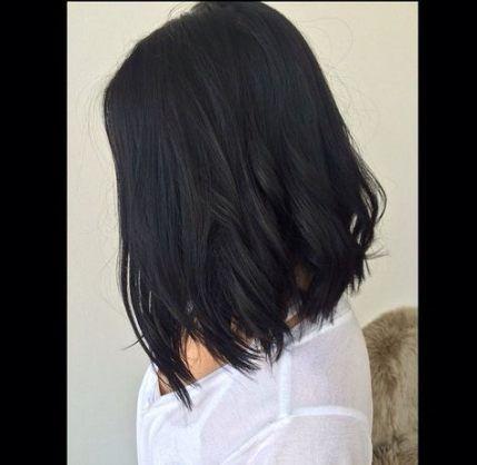 Super Hair Dark Bob Lob Haircut 50 Ideas Long Hair Styles Hair Styles Long Bob Hairstyles