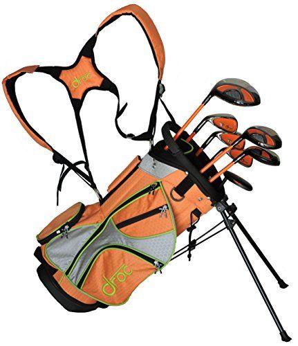 Golf Clubs Droc Mica Series 7 Pcs Golf Club Set Golf Bag Ages 3 6 Left Handed Titanium 2c Regular Read More At T Golf Club Sets Golf Bags Golf Clubs