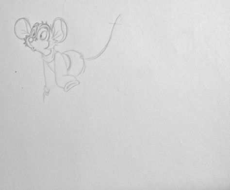 Concept Art American Tail