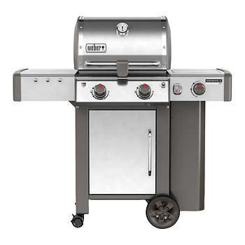 Weber Genesis Ii Lx S 240 2 Burner Gas Grill With Images Gas Grill Best Gas Grills Grilling