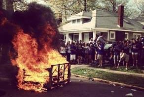 State St Riots- one for the scrapbooks kids.