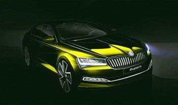 Upcoming Skoda Superb Facelift In India Get Price Specification