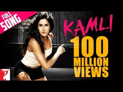 KAMLI - Full Song | DHOOM:3 | Aamir Khan | Katrina Kaif - YouTube