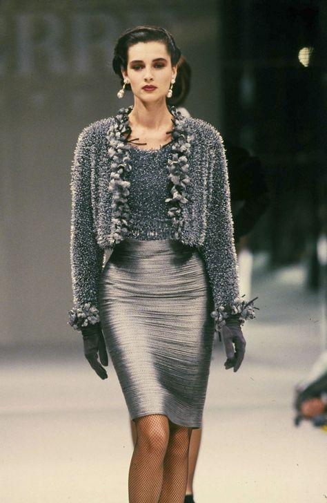 Gianfranco Ferré A/W 1988 Couture