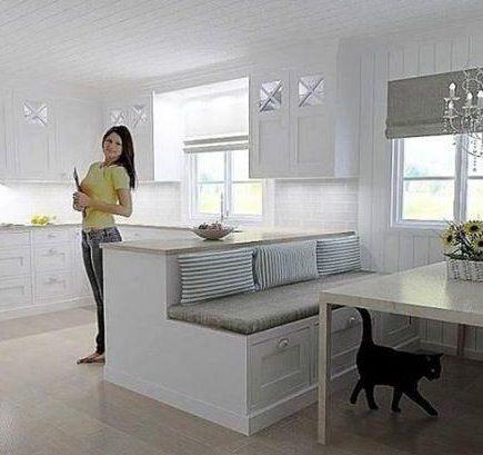 18 Inspiring Inside Cabinet Door Storage Ideas 372012 Kitchen Storage Kitchenstorage Increase Your Kitchen Island Storage Kitchen Seating Kitchen Benches