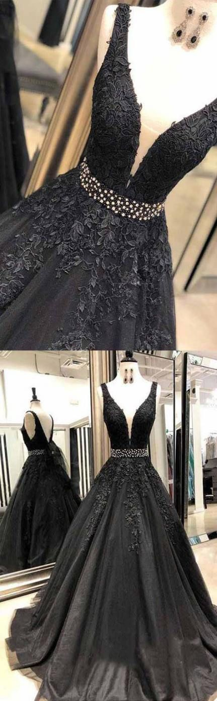 45++ Black and white formal dresses ideas info