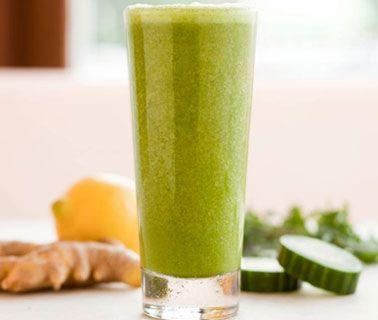Kale Banana Smoothie #HealthyRecipes  #LYFEKitchen #KaleBananaSmoothie #KaleBanana #Smoothie