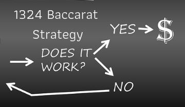 Baccarat Strategy 1 3 2 6 Online Baccarat Baccarat Strategies Online
