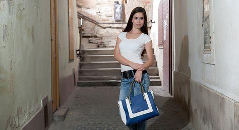 Trendi női táska 5de47e9779