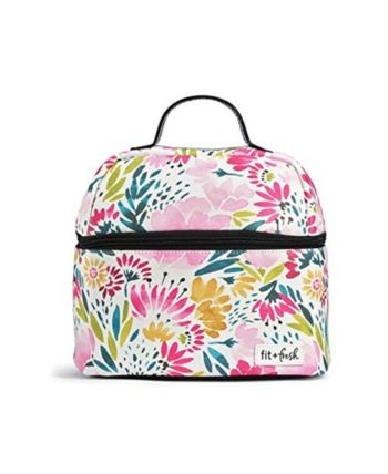 Fit Fresh Alameda Insulated Lunch Bag