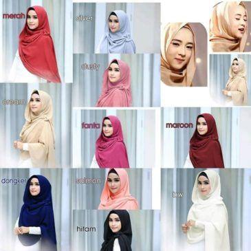 Tutorial Hijab Nissa Sabyan