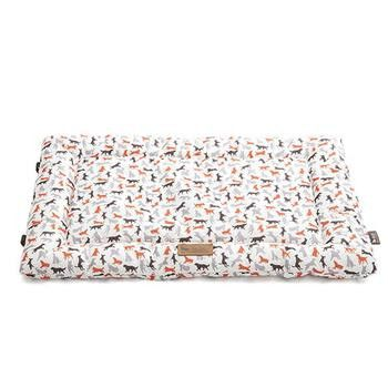 Scout and About Outdoor Chill Pad Dog Mat - Vanilla