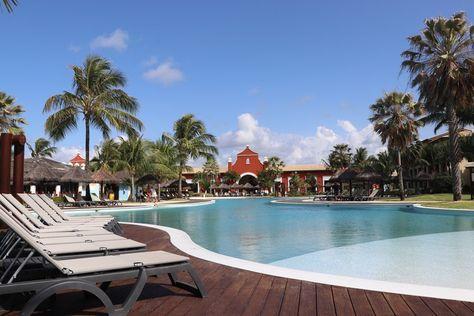 Iberostar Bahia, resort all inclusive na Praia do Forte
