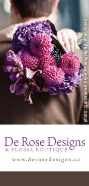 Hydrangea, Dahlia and Purple Orchid Bouquet